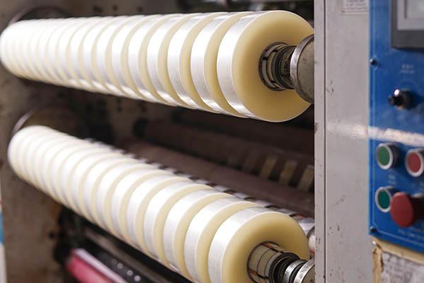 proses pembuatan BOPP tape (1)